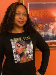 Queen Long Sleeve Tee