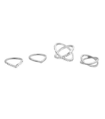 Emelie Ring Set