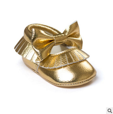 Abbey Baby/Toddler Moccasins