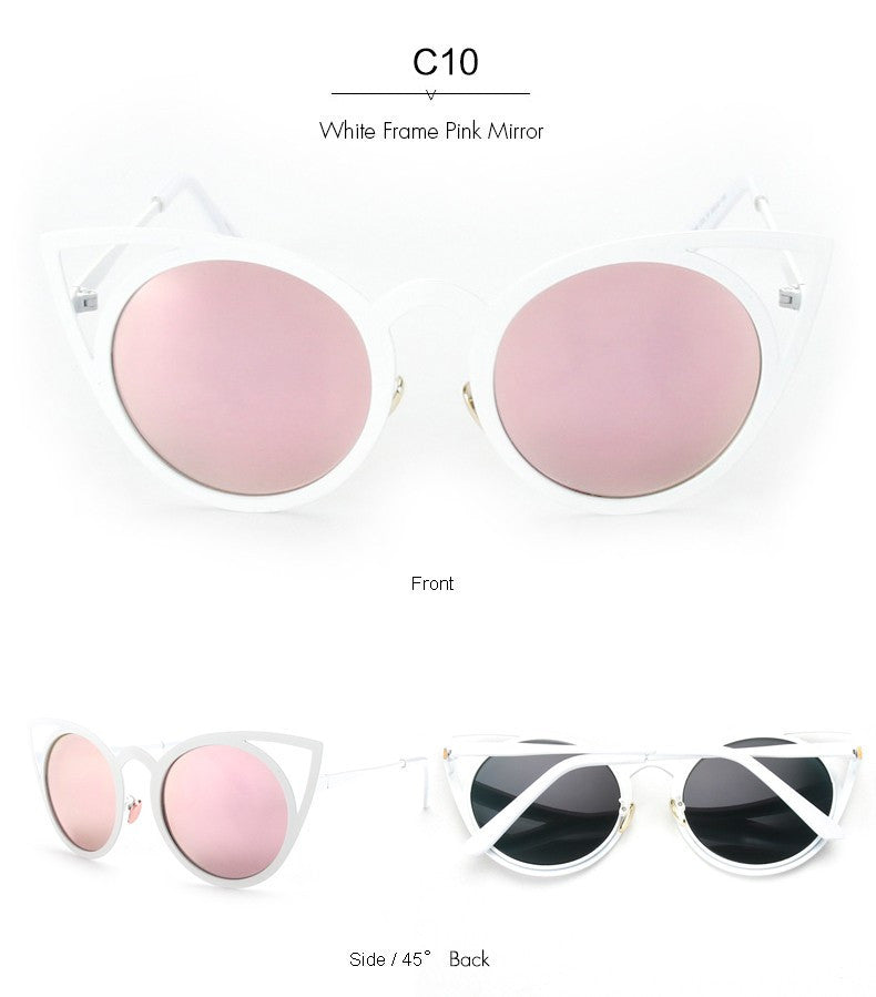 Melanie Cat Eye Sunglasses
