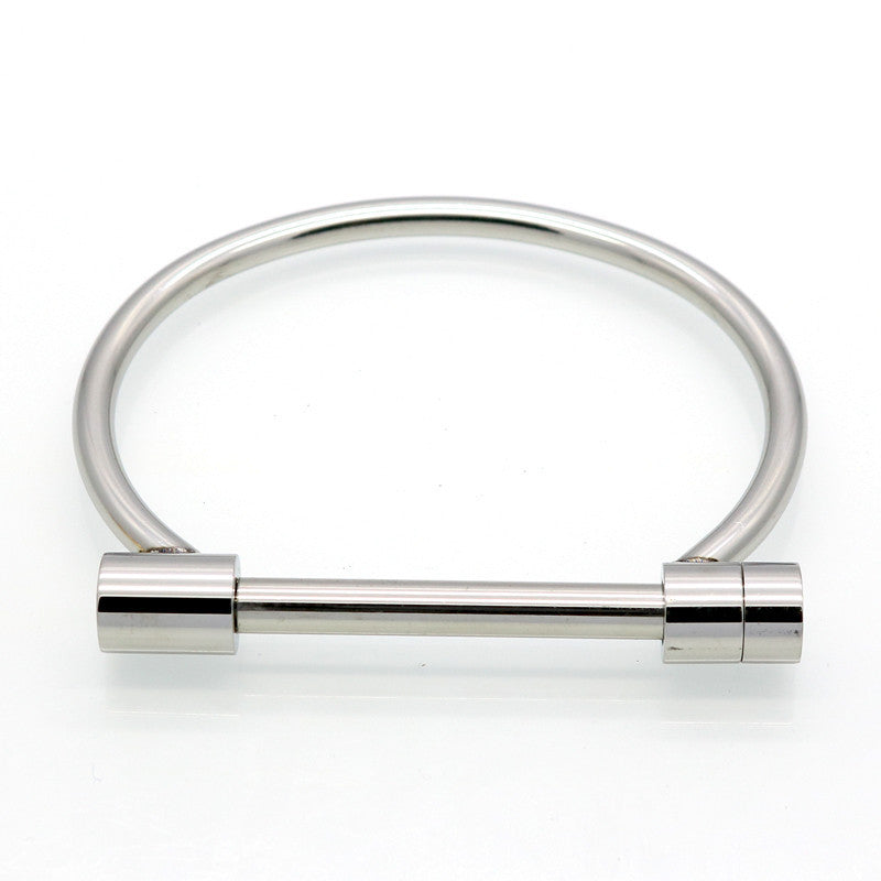Emily Stainless Steel Bangle
