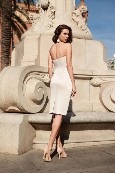 Bodycon Nude Dress