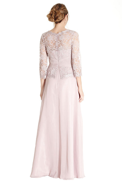 A-Line Formal Evening Gown