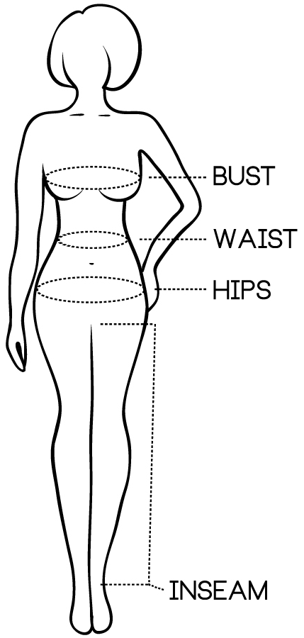 Body measurements