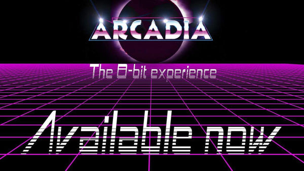 ARCADIA is now available