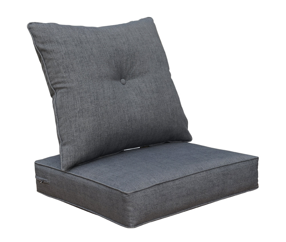 Slate Grey Deep Seat set