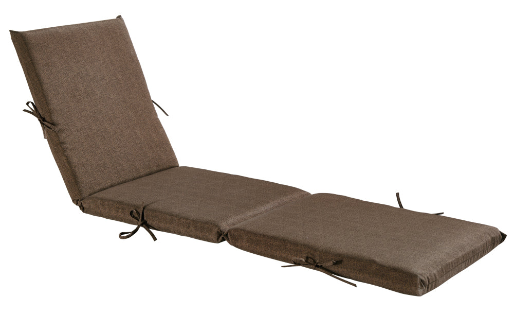 Coffee Chaise Lounge