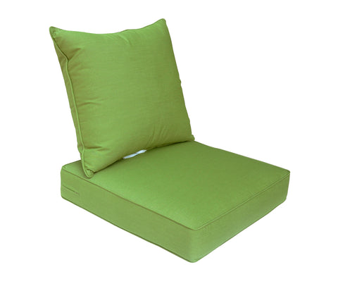 Spectrum Cilantro Deep Seat Cushion Set