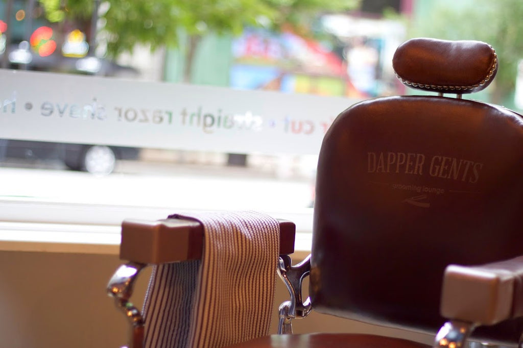 Dapper Gents Barber's Chair