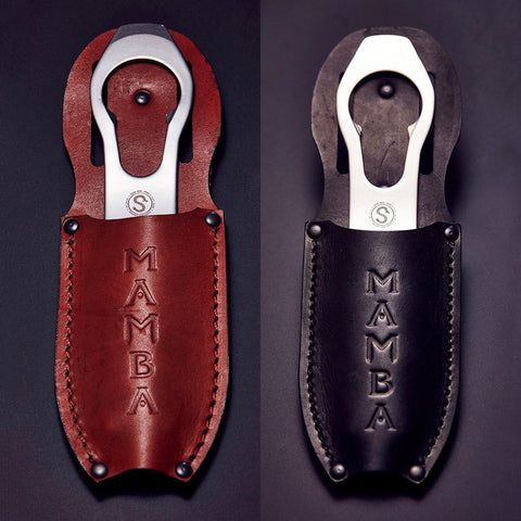 Leather Sheath for The Mamba Bar Tool