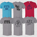 STL Hockey Tee - #SaveTheLou