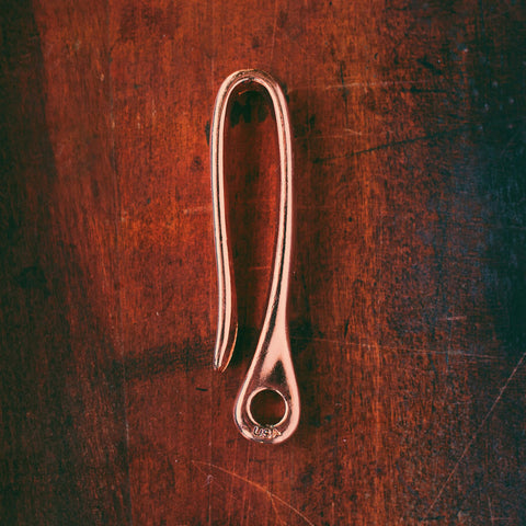 Copper Snake Hook - Main