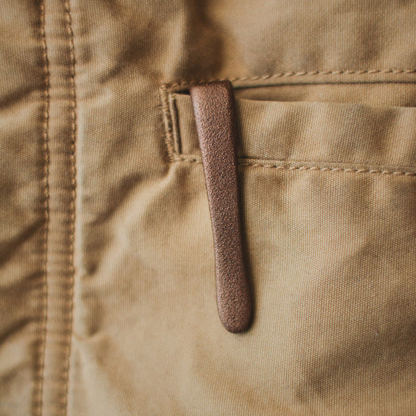 Gritty Copper Snake Hook - Pocket