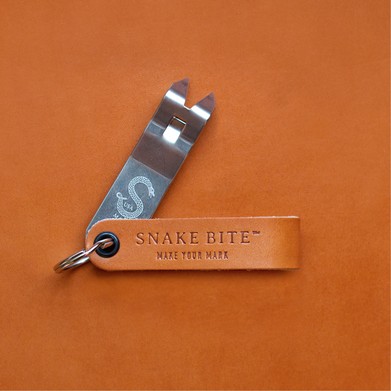 The Viper Pit: Six Snake Bite Bottle Openers - Mix Colors