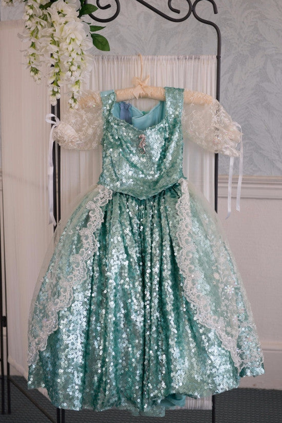 The Little Mermaid (Green Gown)