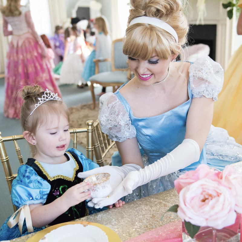 Princess Tea Parties