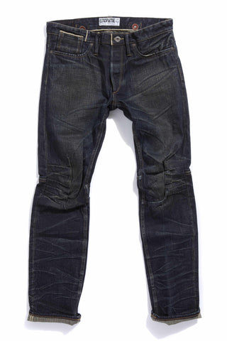 M2006KA07DEI-Ergonomic cinch back skinny jean/deep intense