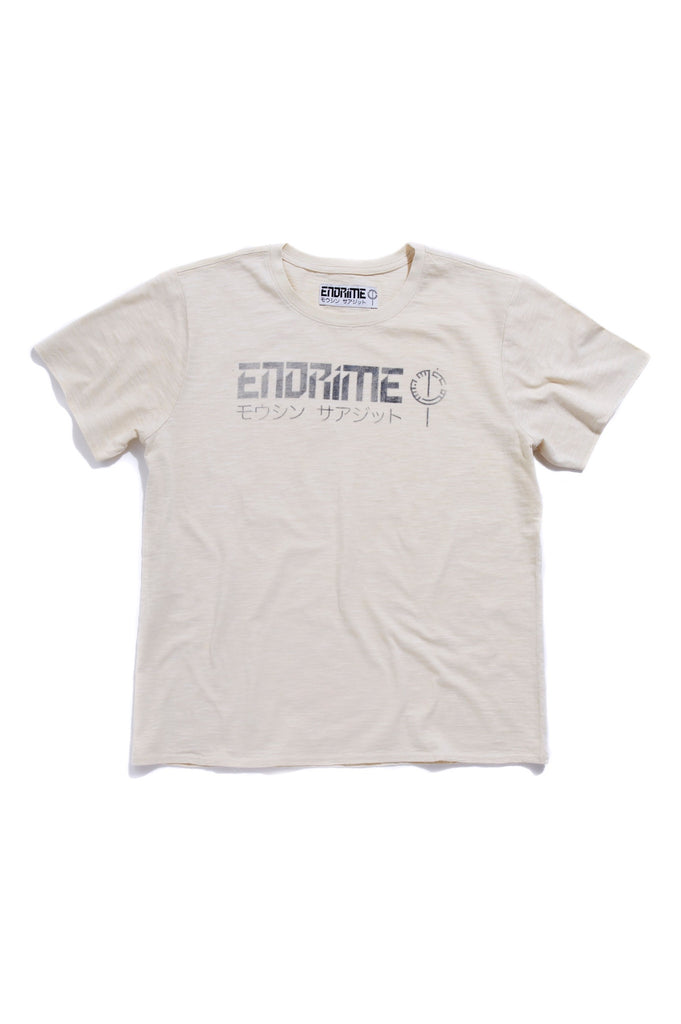 M5010GH01PID White -Graphic logo tee