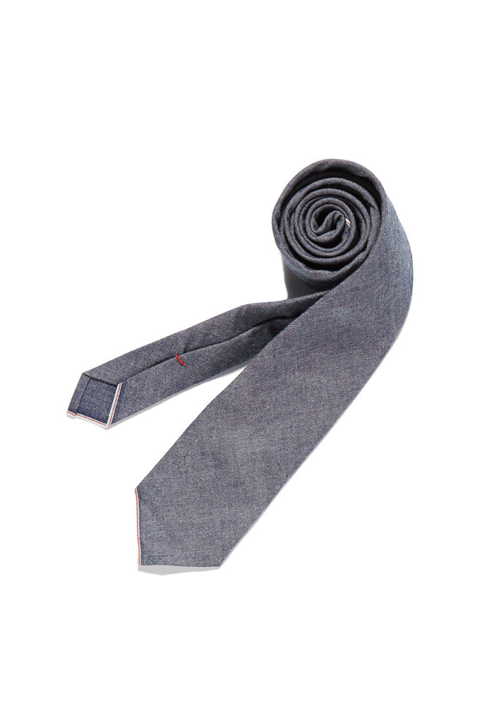 A9X01UK01RAW-Hand stitch tie hand
