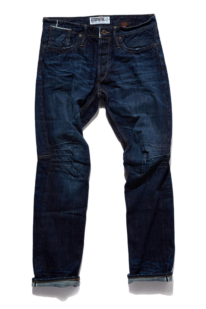 M2006KU01MNI-Ergonomic cinch back skinny jean/mid-night indigo