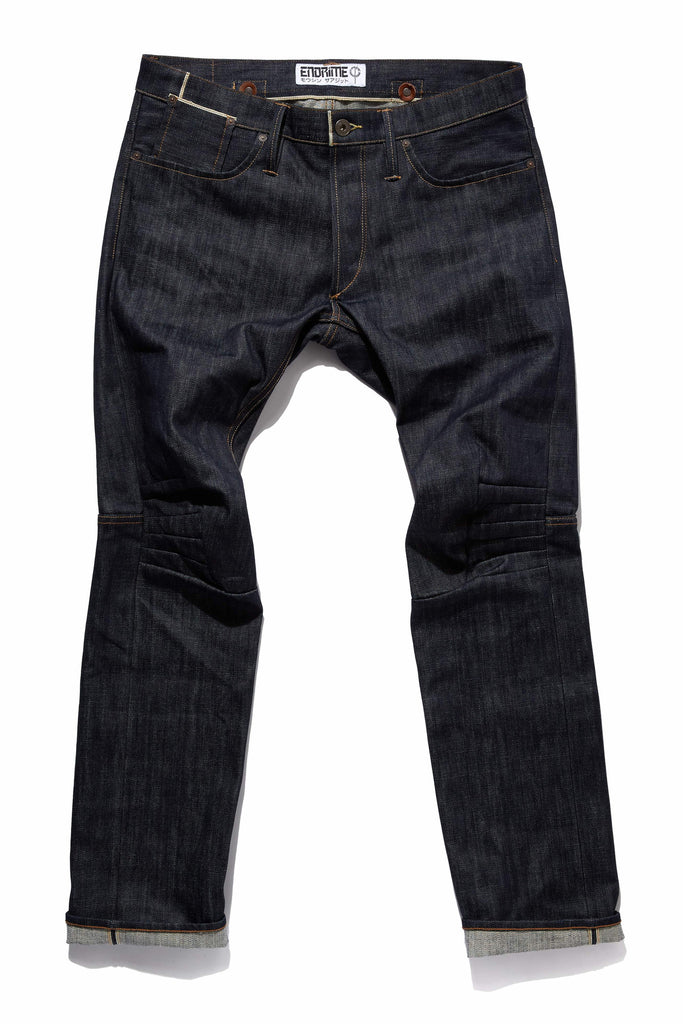M2006KU01RAW-Ergonomic cinch back skinny jean/raw