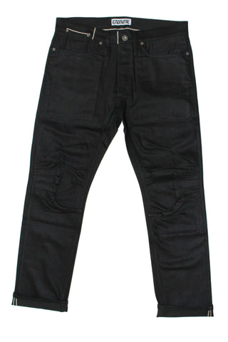 M2006RKA03RAW -Ergonomic cinch back skinny jean/raw