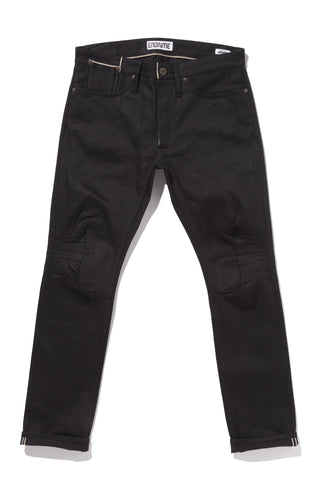 M2006RKS05RAW -Ergonomic cinch back skinny jean/raw