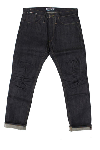 M2006RKU01RAW -Ergonomic cinch back skinny jean/raw