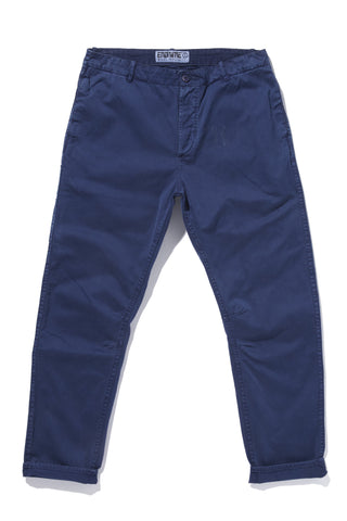M2082KN01PID-Railroad belted worker chino/pigment dyed