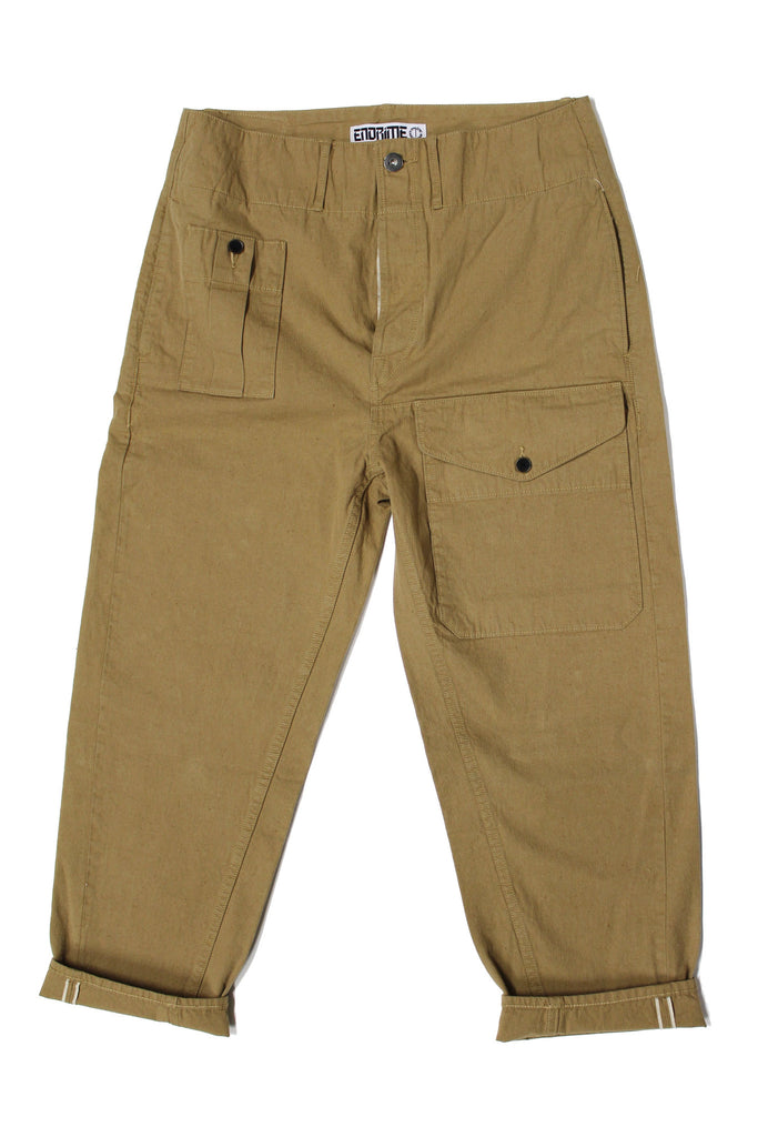 M2086TY02RAW-Gibson british army pant/raw