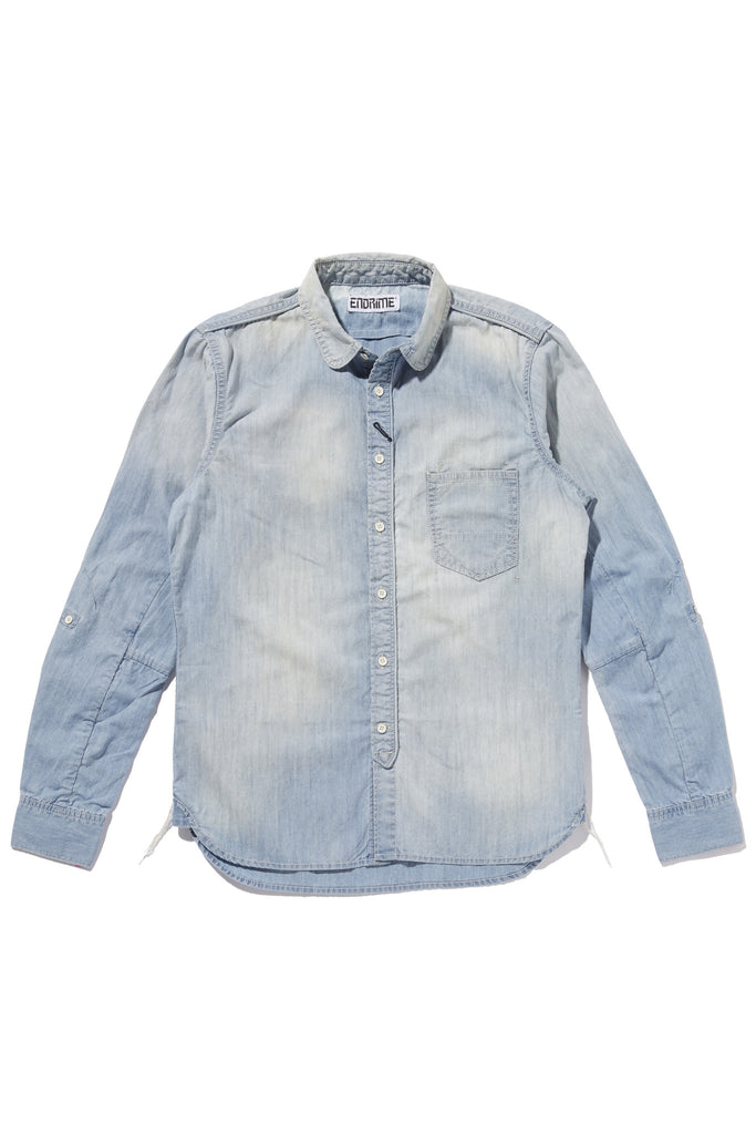 M3035KN06ICI-Clean dirt shirt/ice indigo