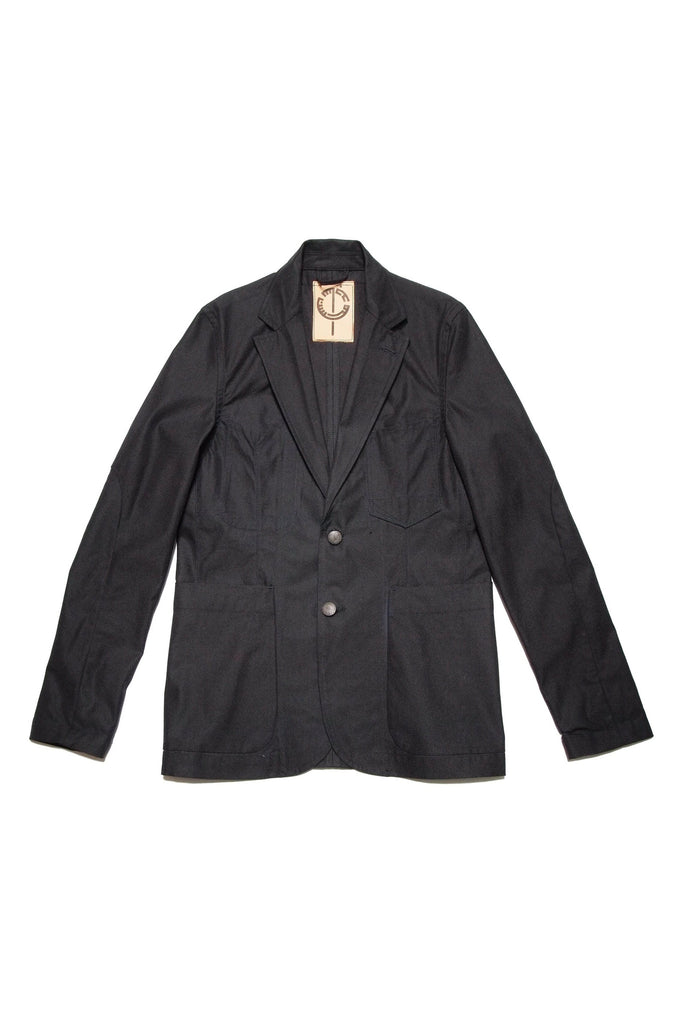 M4077BF01RAW-Dart manipulatin suit jacket/raw