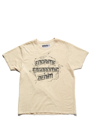 M5027GH01PID White-Graphic ergonomic tee