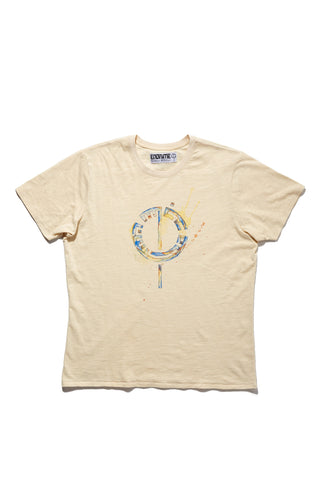 M5029GH01PID-Graphic circle logo tee