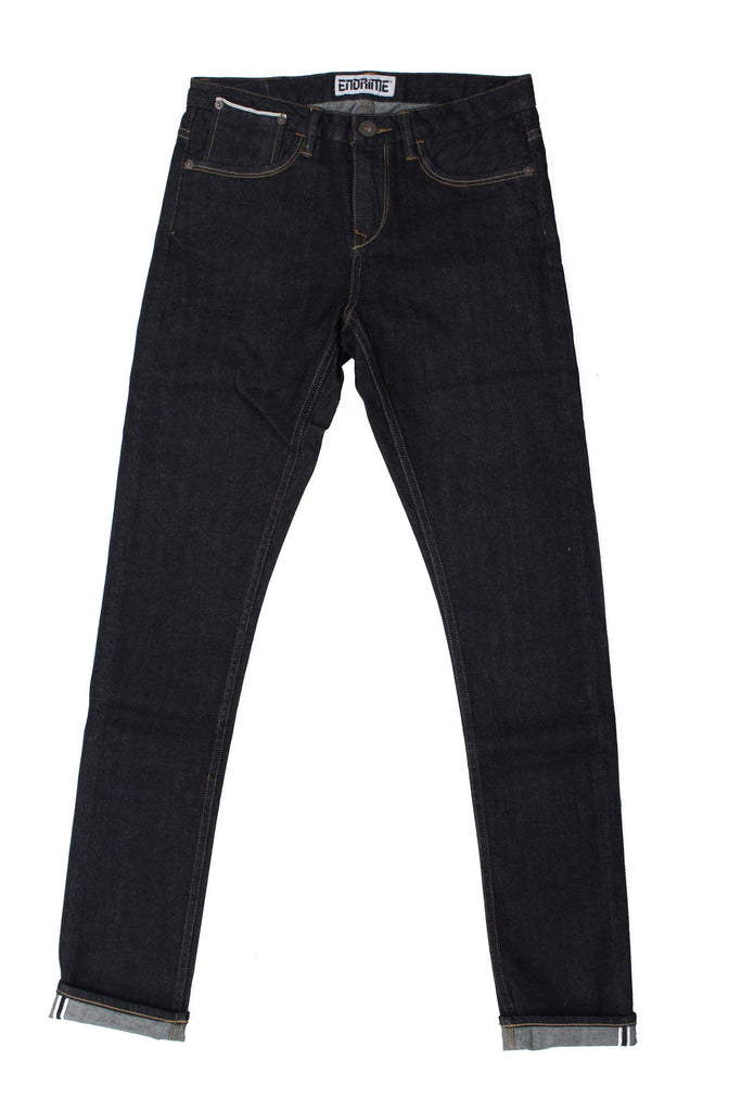 L1095KA06RIN-New skinny selvage jeans/rinse