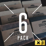 *MIX 'N MATCH* - Grounders BJJ Soap - 6 Pack