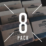 *MIX 'N MATCH* - Grounders BJJ Soap - 8 Pack