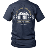 Grounders Soap Company - First Class T-Shirt
