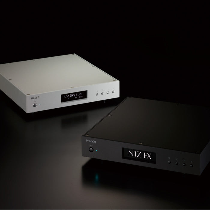 Melco - N1Z/2EX Digital Music Library