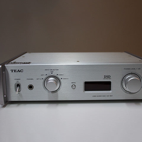 TEAC UD-501 Modification