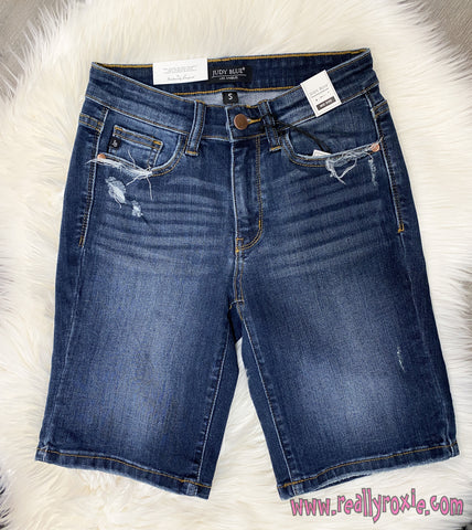Relaxed Bermuda Shorts