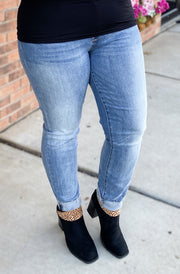 Non Distressed Boyfriend Jeans (RESTOCKED!)