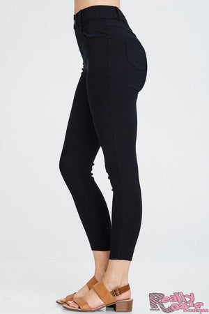 Super Stretchy Jeggings (8 Colors) - Really Roxie