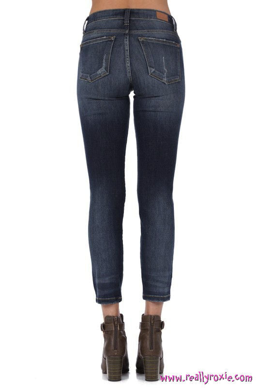 Relaxed Skinny Jeans by Judy Blue