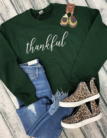 Thankful Sweatshirt (S-2X)