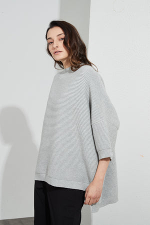 COTTON RIB KNIT