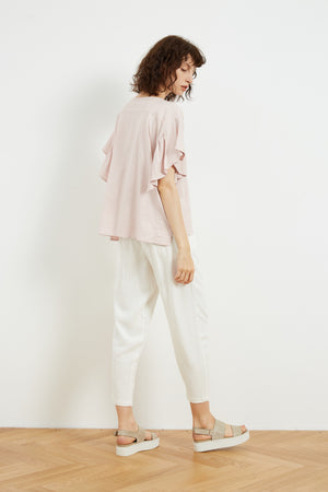 ANGEL SLEEVE TOP