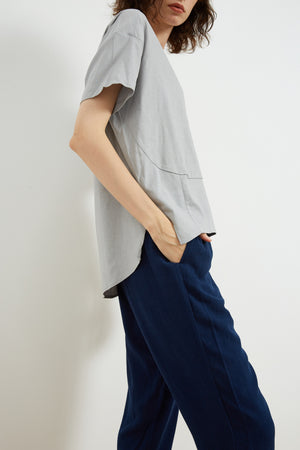 CURVED SEAM TOP