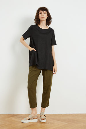 SIDE POCKET TOP