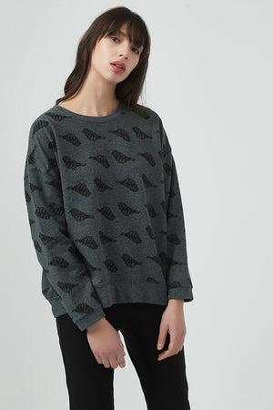 BLACKBIRD JUMPER